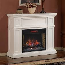 Decor Flame Infrared Electric Stove by Artesian White Infrared Electric Fireplace Mantel 28wm426 T401