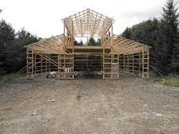 plans to build monitor pole barn kits pdf plans hobby farm
