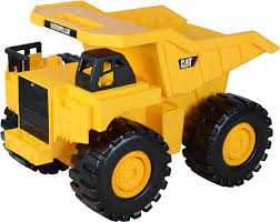 100 Big Toy Dump Truck UPC 011543347897 Caterpillar S Rev Up