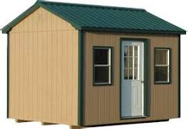 10x10 Shed Plans Blueprints by 10x10 Wooden Shed Plans How To Build Diy By