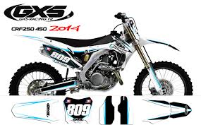 kit deco crf 250 kit déco honda 250 450 crf 2014 trax gxs racing