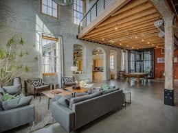 100 Brick Loft Apartments Modern Apartment At Journeyman Distill Living Room Atmosphere