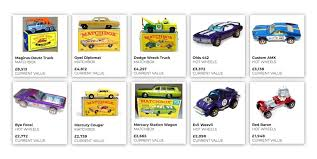 100 Antique Truck Values Top 10 Holy Grilles Of Collectible Hot Wheels And Matchbox Toys