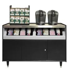 OCS 490 Super Wide Office Coffee Stand