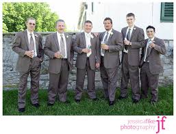 Who Says Breaking The Rules Groomsmen Attire