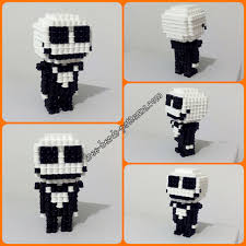 Halloween Hama Bead Patterns by 3d Halloween Hama Beads Jack Skellington Nightmare Before