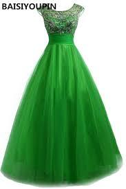 online get cheap emerald green long sleeve sequin dress