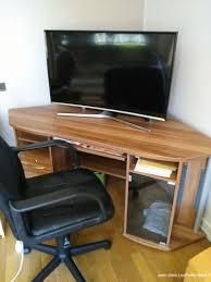 bureau couleur wengé bureau d angle couleur wengé fauteuil maison et jardin bas rhin