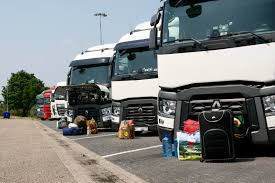 100 Trucking Salary Romanian Trucker Polish Wage Dutch Workplace The Black Sea