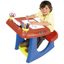 Step2 Art Easel Desk Uk by Sit U0027n U0027 Draw Creativity Desk Red And Blue Toys R Us