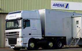 100 Truck Well Funding For Outside Broadcast Trucks For Arena Television