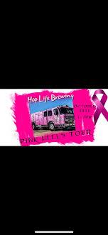 100 Pink Fire Trucks Heals Hop Life Brewing Company
