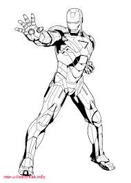 Coloriage Iron Man 6351