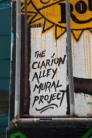 Clarion Alley Mural Project Address by San Francisco Mission Clarion Alley Eat The Love