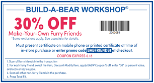 Build A Bear Coupon Code Sales Deals In Bakersfield Valley Plaza Free 15 Off Buildabear Workshop Coupon For Everyone Sign Up Now 4 X 25 Gift Ecards Get The That Smells Beary Good At Any Tots Buildabear Chaos How To Get Your Voucher After Failed Pay Christopher Banks Coupon Code Free Shipping Crazy 8 Printable 75 At Lane Bryant Or Online Via Promo Code Spend25lb Build A Bear Coupons In Store Printable 2019 Codes 5 Valid Today Updated 201812 Old Navy Cash Back And Active Junky Top 10 Punto Medio Noticias Birthday Party Your Age Furry Friend Is Back