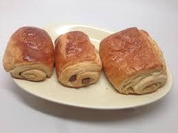pains au chocolat pâte feuilletée levée méthode escargot