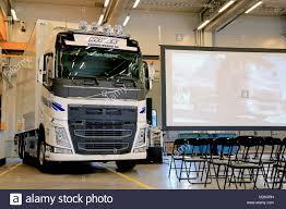 LIETO, FINLAND - APRIL 5, 2014: Volvo Trucks Presents Their New FH ... Volvo Trucks New Gas Trucks Cut Co2 Emissions By 20 To 100 Sabic Helps Accelerate Sustainability With Valox Iq Unveils Hybrid Powertrain For Heavyduty Truck It Has Fmx Vis Rat Pavara Viskas K Turite Inoti Apie Fh Lvo Haiger37 Trucks Haiger 2017 Photo Album Fh16 Puiki Diena Uab Eusira Atstovui Egidijui Lietuva About Usa Mektrin Bus Renault Home Facebook I Vietos Pajudjo Su 750 Ton Sstatu Trucker Lt Lvo Image 4