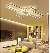 moderne deckenle wohnzimmer le led dimmbare esszimmer