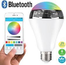 Lava Lamp Bulb Walmart by Proscan Smart Led Bluetooth Speaker Lightbulb Walmart Canada
