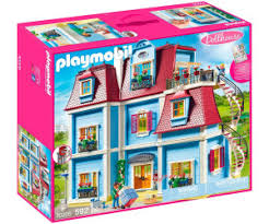 playmobil dollhouse mein großes puppenhaus 70205 ab 104