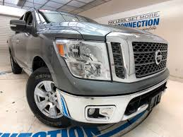 100 Nissan Titan Truck 2018 4X4 CREW CAB SV Truck In New Castle 101854A Car