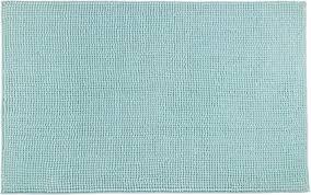 gözze mikrofaser badteppich 50 x 70 cm chenille mint 1037 5532 050070