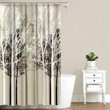 Window Curtains Walmart Canada by Mainstays Beige Forest Shower Curtain Walmart Canada