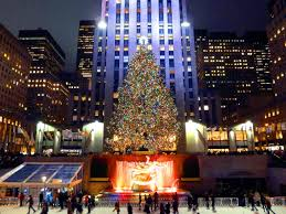 Rockefeller Christmas Tree Lighting 2016 by Your Guide To Christmas In New York