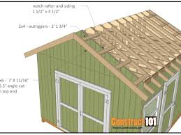 12x12 Shed Plans Pdf by 45 12x12 Storage Shed Plans 12x12 Backyard Shed Plans Build Your