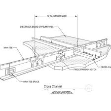 Resilient Channel Ceiling Weight usg design studio rc 1 resilient channel download details