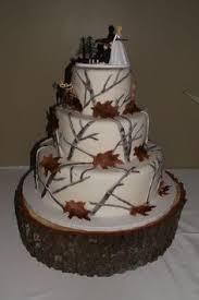 Country Camo Wedding Cakes Winter Cake I Outdoor