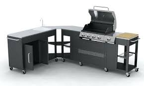 meuble cuisine exterieure bois meuble cuisine exterieure bois barbecue gaz inox grand meuble