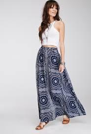 blue long skirt forever 21 u2013 modern trending things photo blog