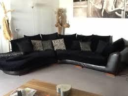 donne canapé d angle recyclage objet récupe objet donne canapé d angle noir à