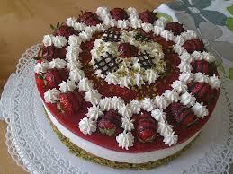 Hochzeitstorte Mit Erdbeeren Und Limetten Erdbeer Limetten Torte