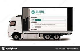 Truck - Tracking System - Packages Delivery Concept — Stock Vector ... China Cheap Gps Tracking Device For Carvehilcetruck M558 Ntg03 Free Shipping 1pcs Car Gps Truck Android Locator Gprs Gsm Spy Tracker Secret Magnetic Coban Vehicle Gps Tk104 Car Gsm Gprs Fleet 1395mo No Equipment Cost Contracts One Amazoncom Motosafety Obd With 3g Service Truck System Choices Top Rated Quality Sallite Tk103 Using Youtube Devices Trackers Real Time Tk108 And Mini Location