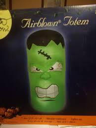 Halloween Airblown Inflatables by Pumpkin Hollow Halloween Decoration 1 Listing