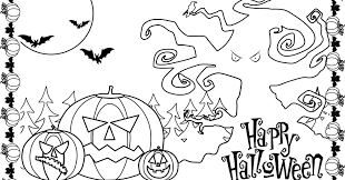 Spookley The Square Pumpkin Coloring Pages by Scary Pumpkin Coloring Pages 28 Images Pumpkin Carving