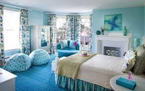 bedroom minimalist blue theme girls bedroom interior design