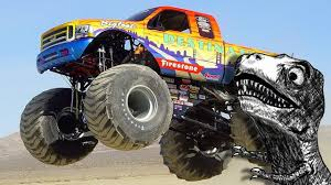 Monster Truck Show 2013 (HD) (M) - YouTube