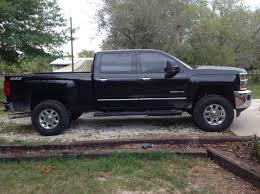 New Truck Bought, 2015 Chevy 2500 HD, Leveling Kit? - The Hull Truth ...