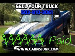 Cash For Junk Trucks In Portland Oregon We Buy Junk Trucks In ...