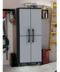 Home Depot Plastic Garage Storage Cabinets by Plastic Garage Storage Cabinet Full Size Of Tall Storage Unit With