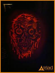 Clown Pumpkin Template by Pumpkin Carving 2012 Zombies And Clowns Triad Marketing U0026 Media