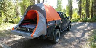 Truck Bed Tents - Nissan Frontier Forum Tyger Auto T3 Trifold Truck Bed Tonneau Cover Tgbc3t1031 Works Camp In Your Truck Bed Topper Ez Lift Youtube Tarp Tent Wwwtopsimagescom 29 Best Diy Camperism Diy 100 Universal Rack Expedition Georgia Turn Your Into A For Camping Homestead Guru Camper Trailer Made From Trucks The Stuff We Found At The Sema Show Napier This Popup Camper Transforms Any Into Tiny Mobile Home Rci Cascadia Vehicle Roof Top Tents