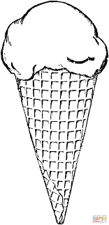 Click The Ice Cream Coloring Pages To View Printable