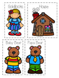 Beginning Middle And End Using Goldilocks The Three Bears