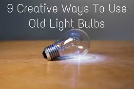 9 creative ways to use light bulbs jpg