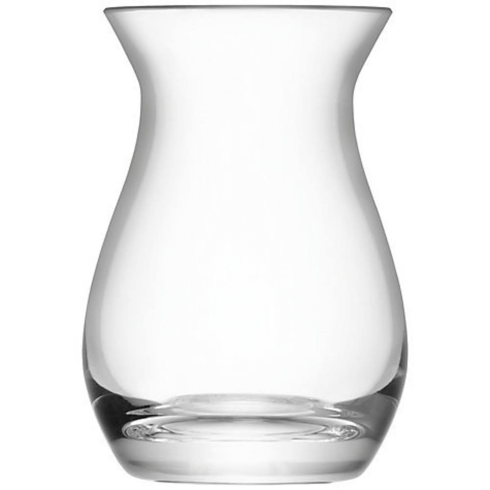 Lsa Mini Flower Vase - Clear, 9.5cm