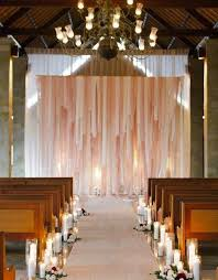 Reception Indoor Wedding Backdrop